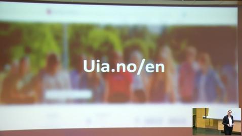 Thumbnail for entry Strategi 8 - GM2 - Marianne Øhrn Johannessen