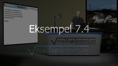 Thumbnail for entry Eksempel 7.4