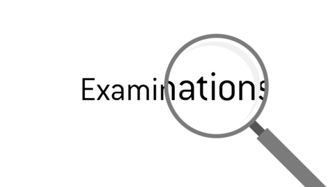 Thumbnail for entry Electronic Examinations