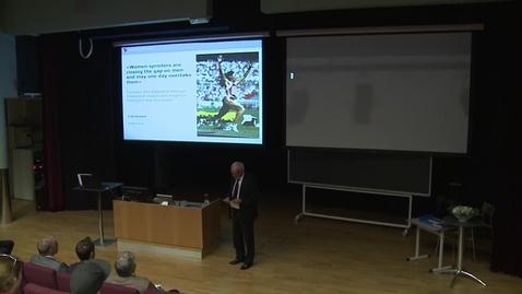 Thumbnail for entry Thomas Haugen - Prøveforelesning