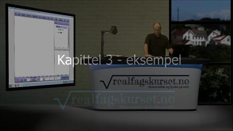 Thumbnail for entry Eksempel 3