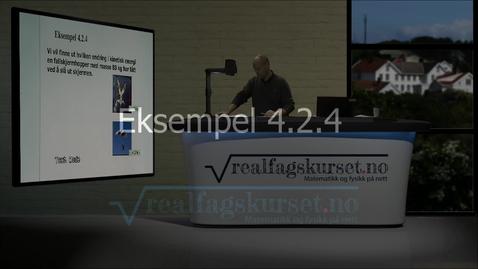 Thumbnail for entry Eksempel 4.2.4