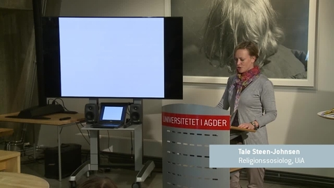 Thumbnail for entry Tale Steen-Johnsen
