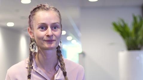 Thumbnail for entry In For Care Partner: Amanda Svensson