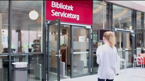 Thumbnail for entry Retur ved Universitetsbiblioteket