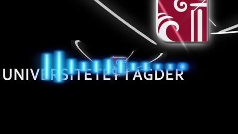Thumbnail for entry Mediestudentenes TV-sending torsdag 7. november 2013