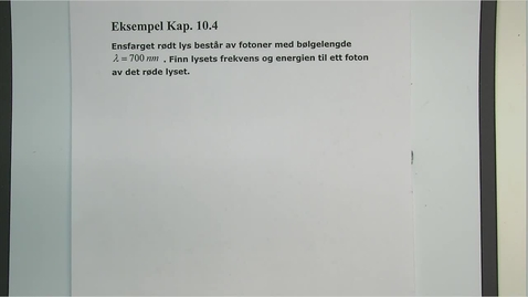 Thumbnail for entry Eksempel 10.4