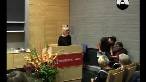 Thumbnail for entry Sørlandsk lærerstevne 2009 - Åpningsforedrag ved Gunnar Stålsett