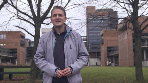 Thumbnail for entry Meet the lecturer: Martin Carlsen