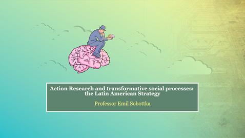 Thumbnail for entry Keynote speaker Emil Sobottka