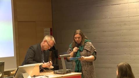 Thumbnail for entry Likestillingskonferansen 2012 - «Utfordringer for skeive»