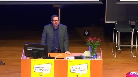 Thumbnail for entry Noen konsekvenser av firedagers uke - ved Øyvind Hellang