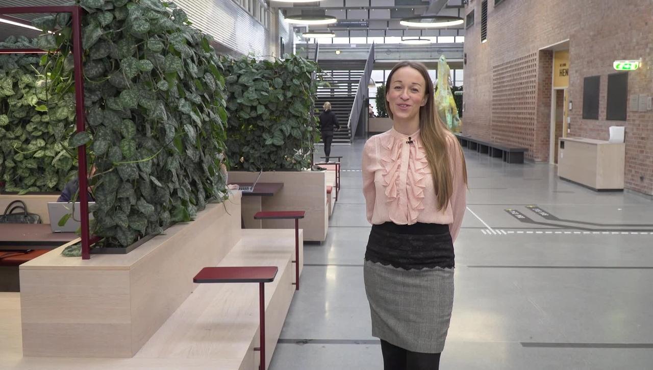 Møt en stipendiat: Beate Goldschmidt-Gjerløw
