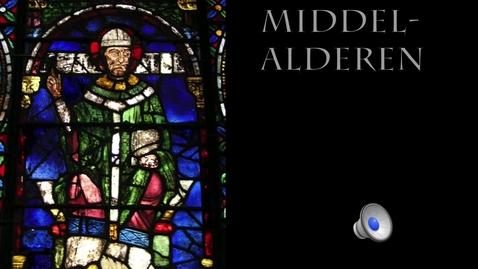 Thumbnail for entry Middelalderen
