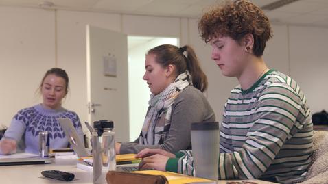 Thumbnail for entry God start - studiekvalitet for førsteårsstudenter