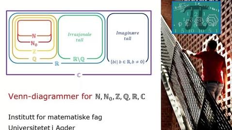 Thumbnail for entry Venndiagram for tallmengder