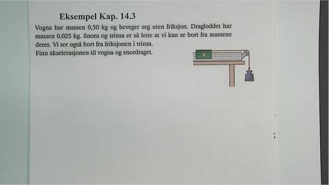 Thumbnail for entry Eksempel 14.3