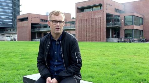 Thumbnail for entry Forskerportrett: Odin Lysaker