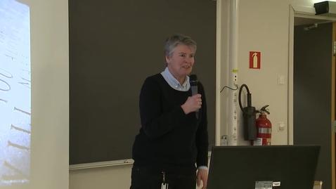 Thumbnail for entry Seunn Smith-Tønnesen, Status arbeid med IKT-strategi for UH-sektoren
