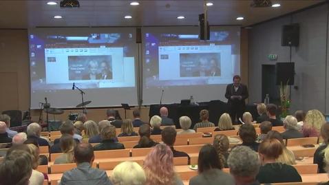 Thumbnail for entry Lilletunforelesningen 2018 - Mikaela Vasstrøm