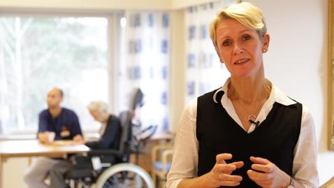 Thumbnail for entry FORSKERPORTRETT: Lene Baagøe Laukvik