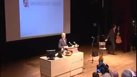 Thumbnail for entry Knut Vollebæk innleder 2008
