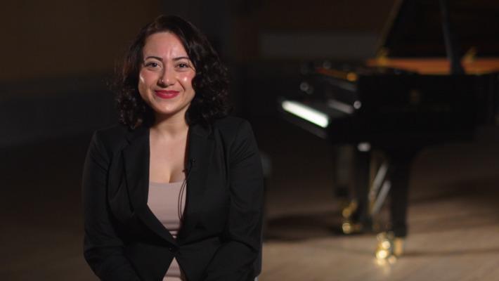 Meet the lecturer: Mariam Kharatyan