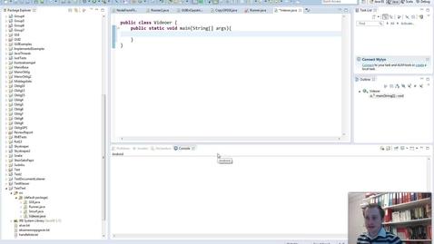 Thumbnail for entry Lese filer med FileReader og BufferedReader
