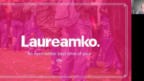 Thumbnail for entry Laureamko-info osa 1, opiskelijakuntasi ENG