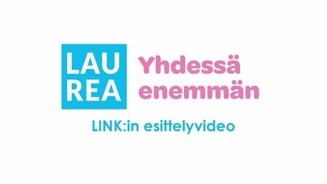 Thumbnail for entry Opiskelijaintra LINK:in esittelyvideo