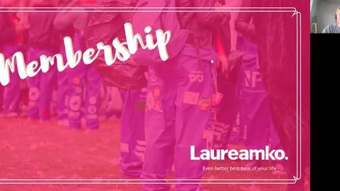 Thumbnail for entry Laureamko-info osa 3, jäsenyys ENG