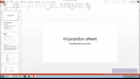 Thumbnail for entry Tilinpäätös alkeet luento 18.4.17_0