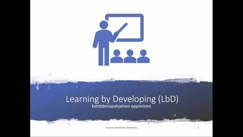 Thumbnail for entry Riikka Siuruainen: Kehittämällä oppiminen käytännössä