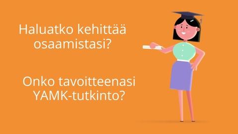 Thumbnail for entry YAMK TKI-polkuopinnot Laureassa
