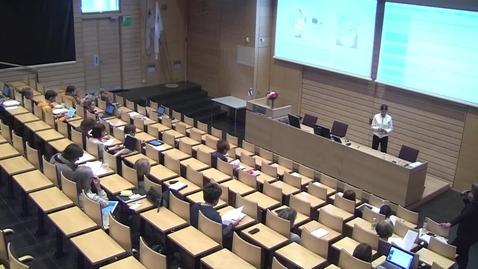 Thumbnail for entry Seminaaritallenne 20.4.2017 Marja-Leena Harjuniemi