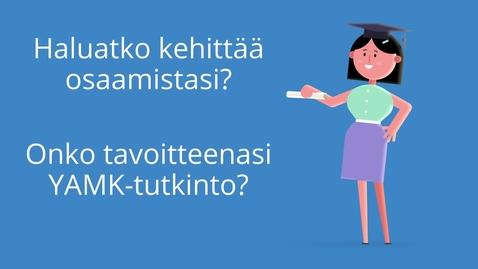 Thumbnail for entry yamk-tki-polkuopinnot-laureassa-s2021