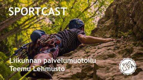 Thumbnail for entry Liikunnan palvelumuotoilu
