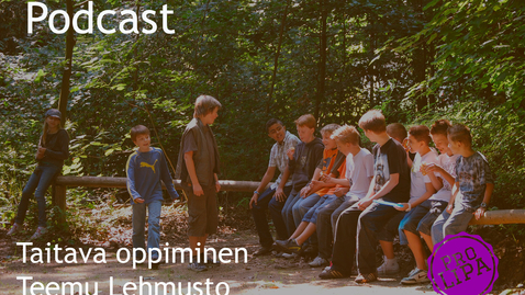 Thumbnail for entry Taitava oppiminen