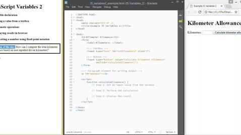 Thumbnail for entry JS Variables 2