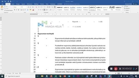Thumbnail for entry Sisällysluettelo + kansilehti