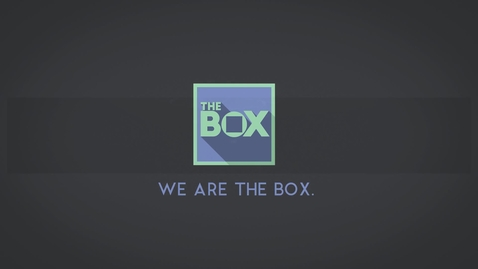 Thumbnail for entry The Box Showreel 2017