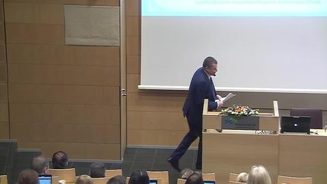 Thumbnail for entry Julkaisu- Haaga-Helia liiketoiminnan uudistajana -julkistus