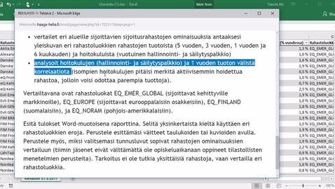 Thumbnail for entry Tehtävä 2b