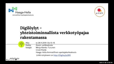 Thumbnail for entry Digilöylyt 28.11.2019.mp4