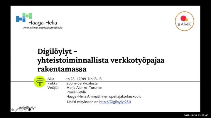 Thumbnail for channel Haaga-Helia Ammatillinen opettajakorkeakoulu