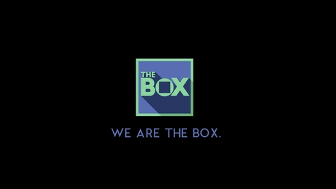 Thumbnail for entry The Box Showreel 2018