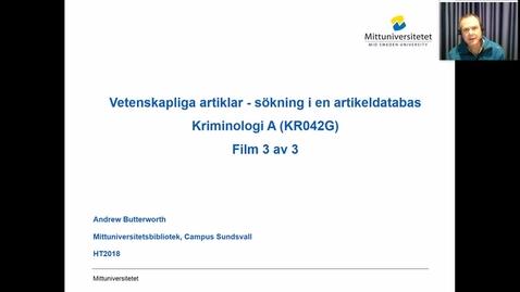 Thumbnail for entry KrimA kr042g film3