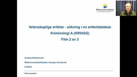 Thumbnail for entry KrimA kr042g film 2
