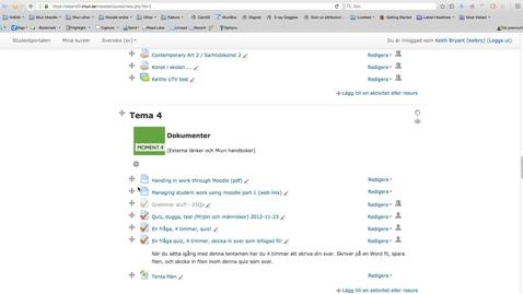 Thumbnail for entry 1 fråga quiz - timed essay