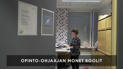 Thumbnail for entry Opon monet roolit
